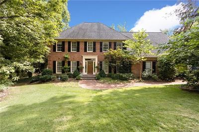 Charlotte Single Family Home For Sale: 3615 Lemsford Way