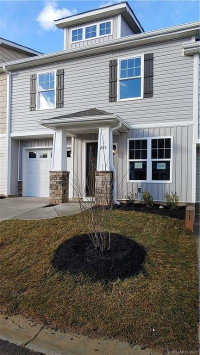 Candler Condo/Townhouse For Sale: 205 Stoney Point Way