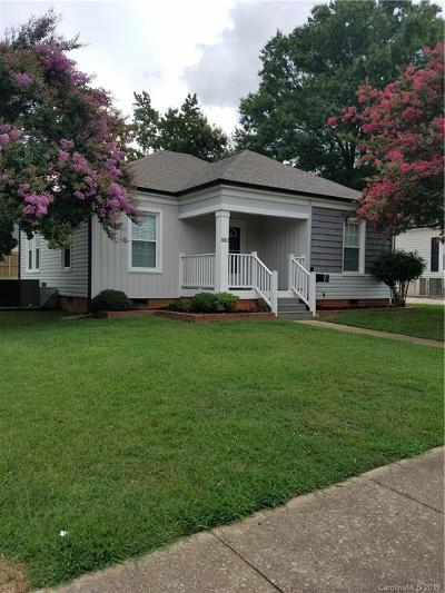Kannapolis Single Family Home Under Contract-Show: 1012 W C Street
