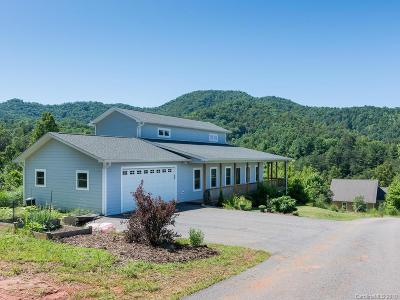 Weaverville Single Family Home For Sale: 21 Reaston Ridge