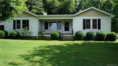 Haywood County Single Family Home For Sale: 60 Hendrix Street