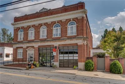 Rutherfordton Commercial For Sale: 134 N Washington Street N