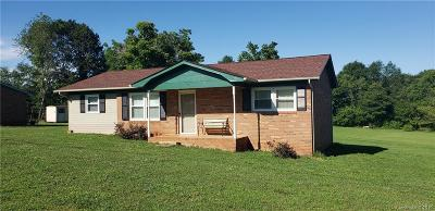 Cleveland County Single Family Home Under Contract-Show: 513 Trinity Church Road