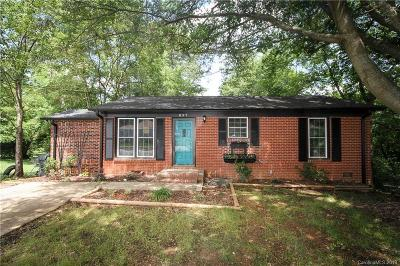 Rock Hill Single Family Home For Sale: 897 Eastwood Drive