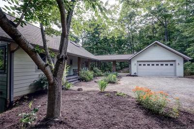 Single Family Home For Sale: 68 Whispering Pines Ridge
