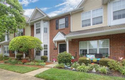 Matthews Condo/Townhouse Under Contract-Show: 209 Marquis Court