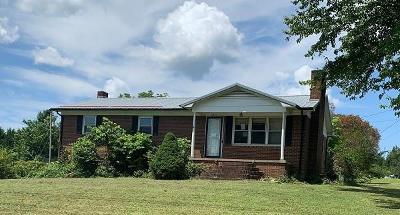 Hudson NC Single Family Home For Sale: $80,000