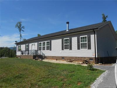 McDowell County Single Family Home For Sale: 210 Mooseheart Ridge