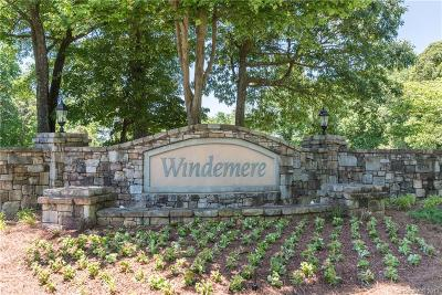 Statesville Residential Lots & Land For Sale: 195 Windemere Isle Road