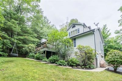 Buncombe County Single Family Home For Sale: 35 Fairview Hills Drive