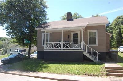 Kannapolis Single Family Home For Sale: 208 Wood Avenue