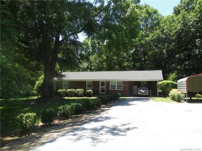 Iredell County Single Family Home For Sale: 908 Linwood Road
