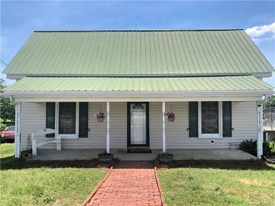 Landis Single Family Home For Sale: 405 S Central Avenue