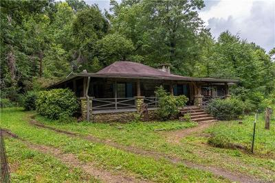Jackson County Single Family Home For Sale: 321 Chad Crawford Road