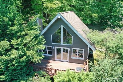 Waynesville Single Family Home For Sale: 85 Crabapple Cove