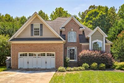 Charlotte Single Family Home For Sale: 10036 Percussion Court