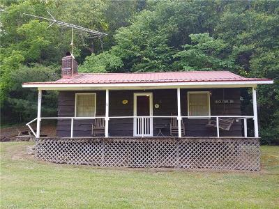 Single Family Home For Sale: 691 Gambill Creek Road