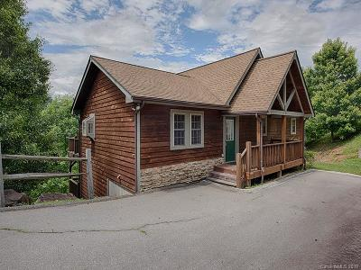 Haywood County Single Family Home For Sale: 21 Surveyors Point