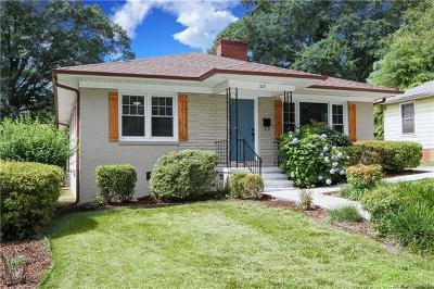 Gaston County Single Family Home For Sale: 211 Cedar Street