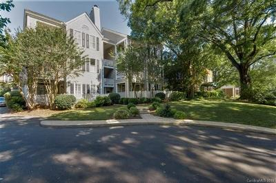 Charlotte Condo/Townhouse For Sale: 2310 Roswell Avenue #G