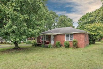 Shelby Single Family Home Under Contract-Show: 502 Charles Road
