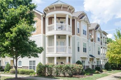 Charlotte Condo/Townhouse For Sale: 4154 Walker Road