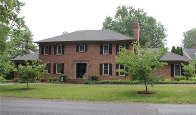 Catawba County Single Family Home For Sale: 1486 6th Street Circle NW