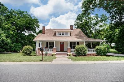 Troutman Single Family Home For Sale: 148 W Church Street