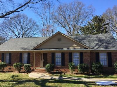 Charlotte Single Family Home For Sale: 6412 Park Road