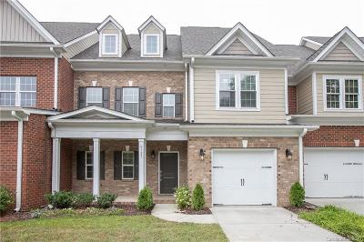 Charlotte Condo/Townhouse For Sale: 5121 Pansley Drive #RES