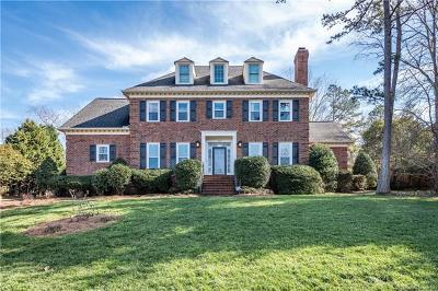 Charlotte Single Family Home For Sale: 1347 Weymouth Lane
