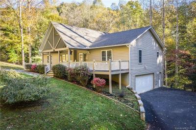 Haywood County Single Family Home For Sale: 150 Hideway Drive