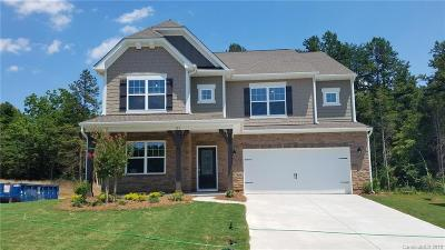 Troutman Single Family Home For Sale: 115 Falls Cove Drive #56