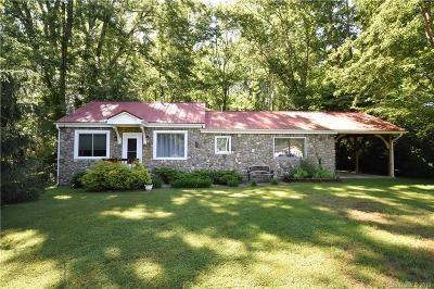 Waynesville Single Family Home For Sale: 1159 Sulphur Springs Road