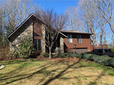 Transylvania County Single Family Home For Sale: 510 Valley View Drive #TR-9