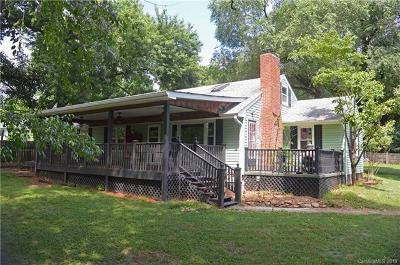 Asheville NC Single Family Home For Sale: $320,000