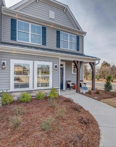 Charlotte Condo/Townhouse For Sale: 13229 Savannah Point Drive #Lot 6