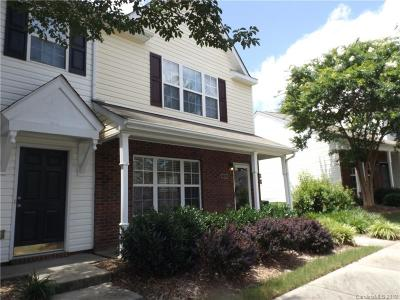 Fort Mill Condo/Townhouse For Sale: 580 Greenway Drive