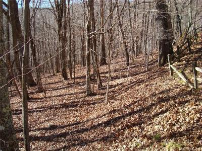 Mars Hill Residential Lots & Land For Sale: 337 Hamlin Lane
