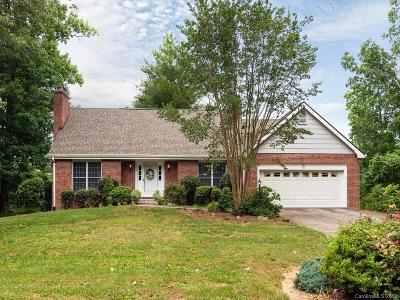 Henderson County Single Family Home For Sale: 4 Teaneck Trail