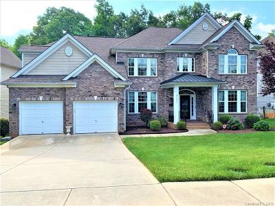 Waxhaw Single Family Home For Sale: 2121 Trading Ford Drive