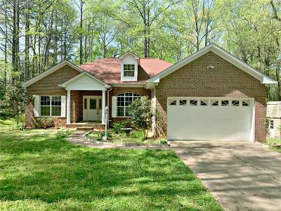 Catawba County Single Family Home For Sale: 1241 36th Ave Drive NE