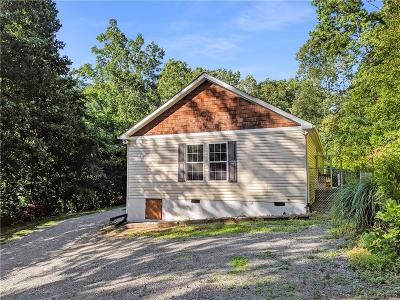 Asheville Single Family Home For Sale: 511 Laurel Valley Drive