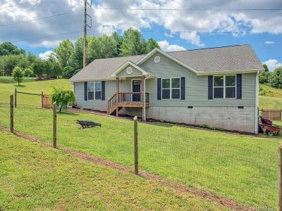 Haywood County Single Family Home For Sale: 47 Crestview Street