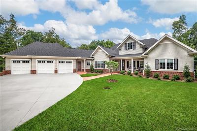 Asheville Single Family Home For Sale: 390 Racquet Club Road