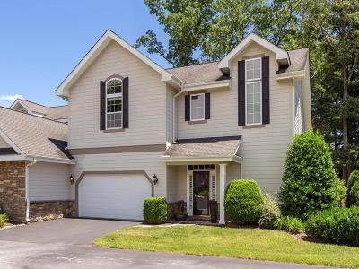 Hendersonville Condo/Townhouse For Sale: 67 Towne Place Drive