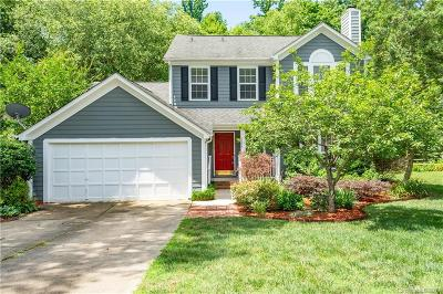 Charlotte Single Family Home For Sale: 9908 Wolf Creek Trail