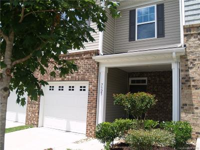 Rock Hill Condo/Townhouse For Sale: 7323 Overmountain Drive