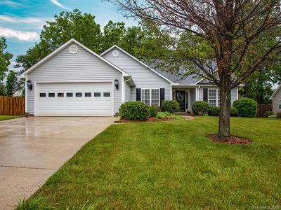 Fletcher Single Family Home Under Contract-Show: 417 Planters Creek Road