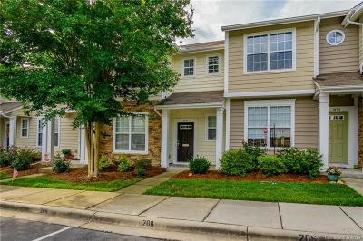 Fort Mill Condo/Townhouse For Sale: 210 Dawn Mist Lane #30